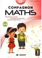 Compagnon Maths CP - Lot De...