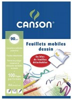 Canson - Feuillets Mobiles...