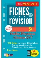 Maths, Physique, Chimie,...