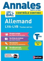 Annales Bac 2021- Allemand...