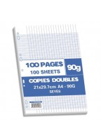 Sachet de 100 pages copies...